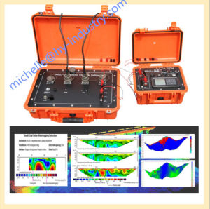 Ground Water Finder, Resistivity for Water Detector, Water Detection Meter, Groundwater Finder, Geophysical Induced Polarization Instrument, IP Meter pictures & photos