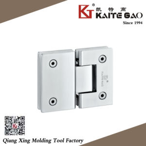 (KTG-1005) Pss Glass Clamp/180 Degree Glass to Glass Hinge pictures & photos