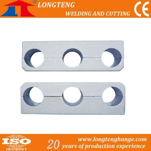 Longteng Brass 5 Outlet Gas Separation Panel pictures & photos