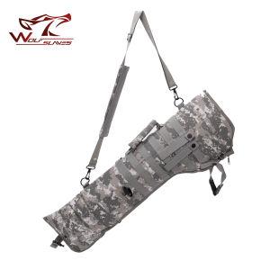 Tactical Rifle Scabbard Gun Bag Outdoor Hunting Gun Bag Holster Assault Shotgun Bag Long Gun Protection Carrier Bag pictures & photos