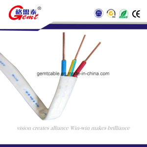2*1.5mm Twin Plus Earth Flat Cable TPS Cable pictures & photos
