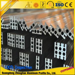 6063t5 Anodized T-Slot Aluminum Aluminium Extrusion Profiles pictures & photos