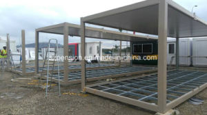 Environmental Prefabricated/Prefab Foldable Mobile House pictures & photos