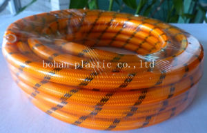 PVC Reinforced Braided Hose pictures & photos