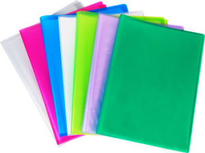 A5 Office Supply Stationery Soft Display Book pictures & photos