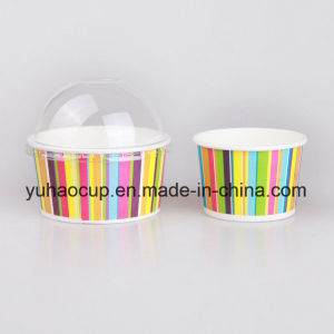 Ice Ream Cups with Food Grade Paper Made pictures & photos