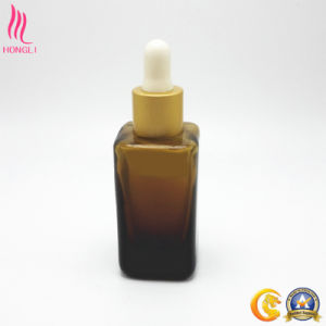 Colorful Specialized Beauty Skin Care Glass Container pictures & photos