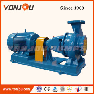 Factory! ! ! Ih 100-65-315 Corrosion-Resistant Acid Pump Stainless Steel Chemical Centrifugal Pump with ISO 9001: 2008 pictures & photos