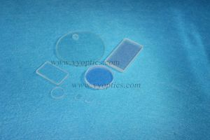 Optical Sapphire Glass Oval Windows Ellipse Wafer Used on Medical Equipment pictures & photos
