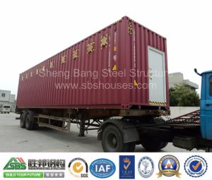 Prefabricated Modular Container Houses pictures & photos