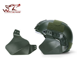 Tactical up-Armor Side Cover Fast Helmet Rail for Helmet Protective Ears pictures & photos