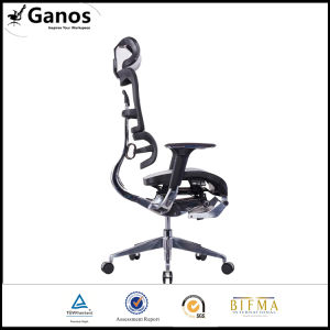 BIFMA Standard High Back Lumbar Support Office Chair pictures & photos