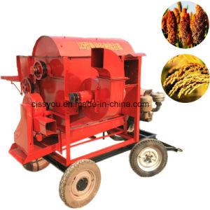 China Multifunctional Wheat Corn Rice Maize Thresher Threshing Machine pictures & photos