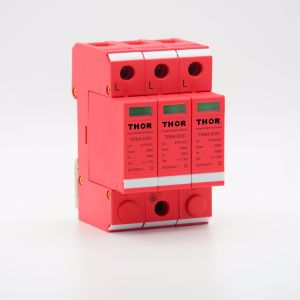 DIN Rail Surge Protective Device 20ka pictures & photos