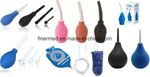 Vaginal Irrigation Enema Douche Bulb Syringe Bag pictures & photos