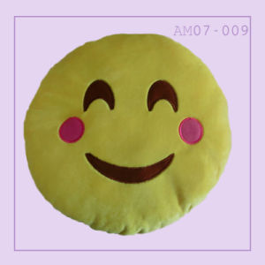 Plush Funny Cute Emoji Pillow Cushion with Simile pictures & photos