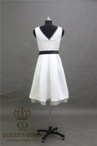 2017 Wholesale Ever Pretty A Line Bridesmaid Dress Sleeveless Knee Length Short Women Dress pictures & photos
