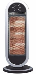 Electric Heater with 3 Halogen Element 1200W pictures & photos