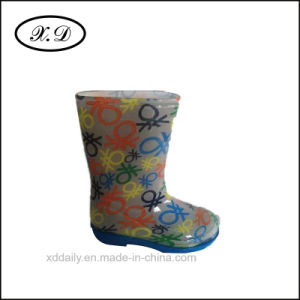 Rain Fashion Boots for Kids pictures & photos