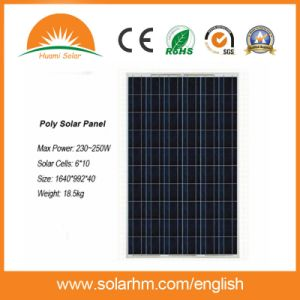 China Best Supplier Solar Panel Factory 135W PV Cell pictures & photos