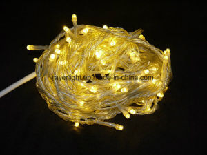 LED Fireworm Decorative Kmart Christmas String Lights pictures & photos