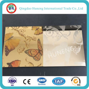 3-8mm Art Glass Sheet Decorative Stained Glass pictures & photos