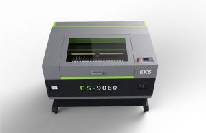 New Top Quality of Stable CO2 Laser Cutting and Graving Machines Es-9060 pictures & photos