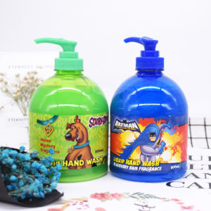 Scooby-Doo Nice Smell Liquid Hand Soap pictures & photos