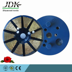 Metal Bond Diamond Grinding Disc for Concrete Floor pictures & photos
