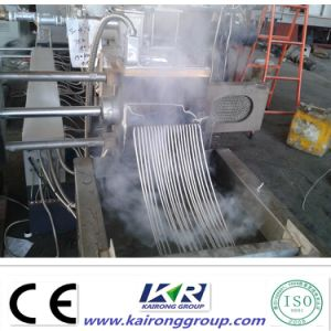 Virgin& Recycled Polypropylene PP Plastic Resin Pellets Extruder/PE Color Masterbatch Twin Screw Pelletizing Extruder pictures & photos