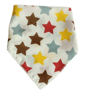 Super Soft Muslin Baby Triangular Towel pictures & photos
