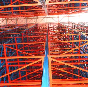 Steel Heavy Duty Automatic Warehouse Rack (ASRS) pictures & photos