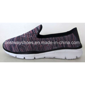 Flyknit Shoes Slip-on Shoes for Ladies pictures & photos