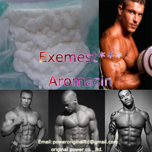 Anti Estrogen Exem Anabolic Steroid Raw Powder Exemestane Aromasin pictures & photos