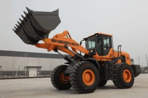 Chinese Brand Ensign Constraction Machinery Front Wheel Loader Model Yx655 pictures & photos