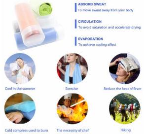 Super Cooling Towel Sport Cool Towel Ice Towel pictures & photos