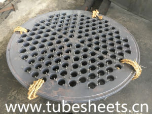 Titanium Steel Tube Sheet for Heat Exchanger pictures & photos