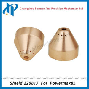 Shield Cap 220817 for Plasma Cutting Torch Consumables 85A pictures & photos