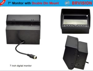 """2 CH Double DIN 7"""" Heavy Duty Monitor (BR-TM7001-DD) pictures & photos"""