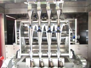 Coffee/Tea/Oil/Sugar/Cream Liquid Powder Granule Multi Lane Stick Packing Machine pictures & photos