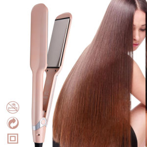 2017 Titanium Fast Heating Hair Straightener pictures & photos