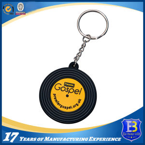 Custom Rubber Soft PVC Keychain pictures & photos