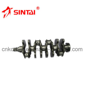 Casting Steel Crankshaft for Mercedes Benz Om422 4220304301/4220303701 pictures & photos