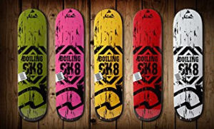 Professional Wooden Skateboards Longboard Hot Item pictures & photos