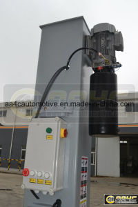 Electrical Release Hydraulic 1 Post Lift pictures & photos