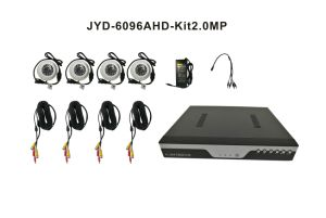 Outdoor Full HD 8CH 1080P CCTV Camera Ahd DVR Kit pictures & photos