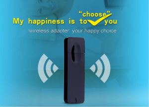 433Mbps Dual Band 802.11 AC 1t1r USB Wireless WiFi Adapter for Set Top Box pictures & photos