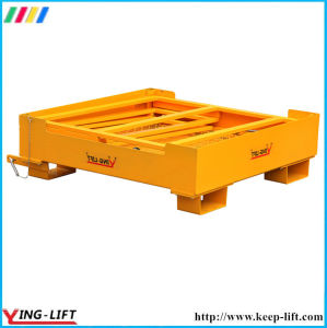 Quality Factory Forklift Manned Platforms pictures & photos