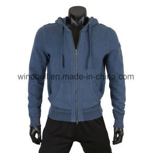 2017 New Hoody for Men with Garment Dye pictures & photos