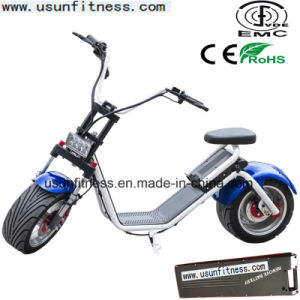 New Design Electric Scooter with Aluminum Alloy Material pictures & photos
